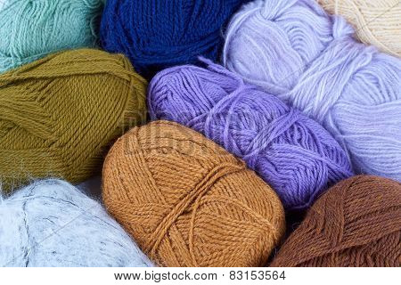 Nine Skeins