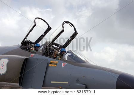 F-4 Phantom Cockpit
