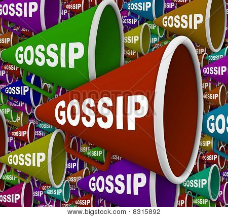Gossip - Word On Many Bullhorns