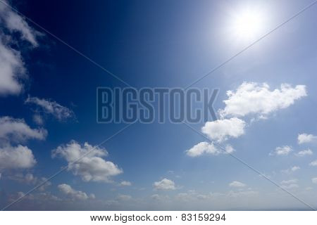 Clouds And Sunlight