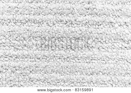 Carpet Floor Texture White Color