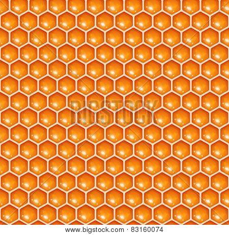 Seamless honeycomb