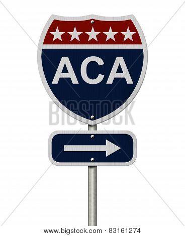Aca Sign