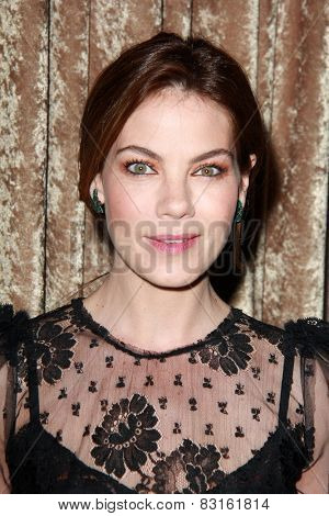 LOS ANGELES - FEB 17:  Michelle Monaghan at the 17th Costume Designers Guild Awards at a Beverly Hilton Hotel on February 17, 2015 in Beverly Hills, CA