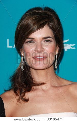 LOS ANGELES - FEB 17:  Betsy Brandt at the 17th Costume Designers Guild Awards at a Beverly Hilton Hotel on February 17, 2015 in Beverly Hills, CA