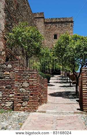 Christs Gate, Malaga.