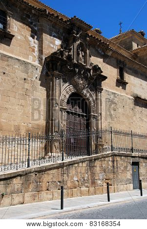 Holy Trinity church and convent, Ubeda.