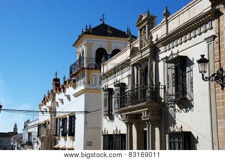 Town mansion, Osuna.