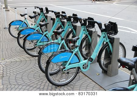San Francisco Bike Sharing