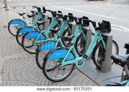 San Francisco Bike Sharing