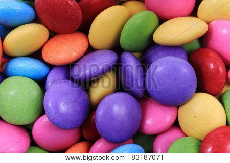 Color Candy Background