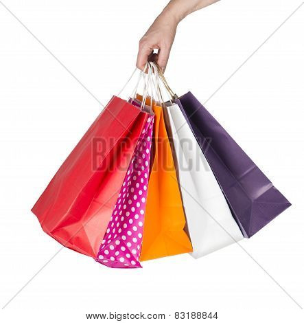 L Shopping Bags