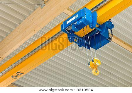 Overhead travelling crane