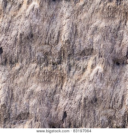 seamless texture of the old rock caves