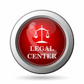 pic of judiciary  - Legal center icon - JPG