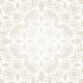 picture of lace  - Vector seamless pattern in Victorian style - JPG