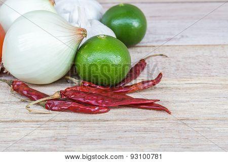 Herb Ingredients