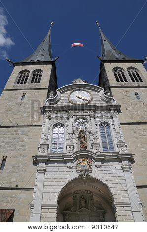Lucerne Hof Church