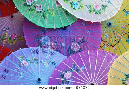 Chinese Parasols