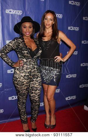 LOS ANGELES - JUN 9:  Angell Conwell, Shanti Lowry at the
