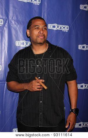 LOS ANGELES - JUN 9:  Omar Gooding at the