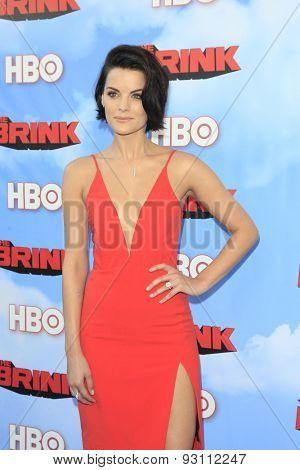 LOS ANGELES - JUN 8:  Jaimie Alexander at the HBO's