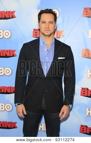 LOS ANGELES - JUN 8:  Matt McGorry at the HBO's