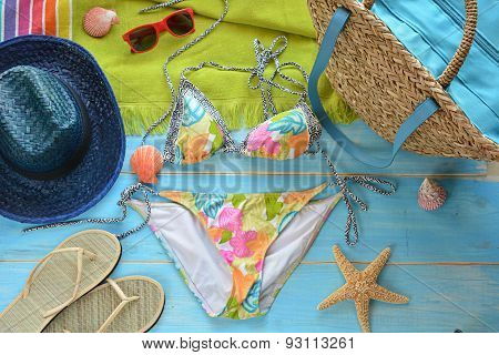 Accessories To Go To The Beach