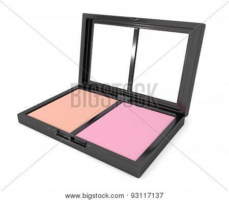 Blusher Compact.