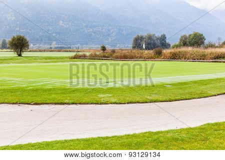 Beautiful Golf Course