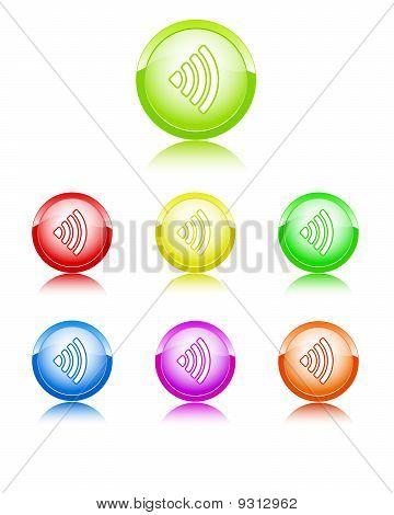 Signal Color Icon