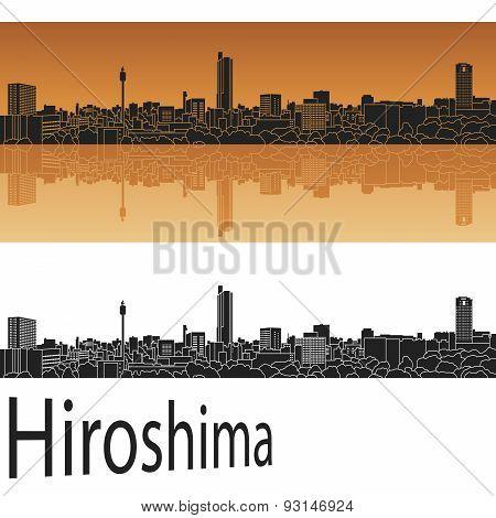 Hiroshima Skyline