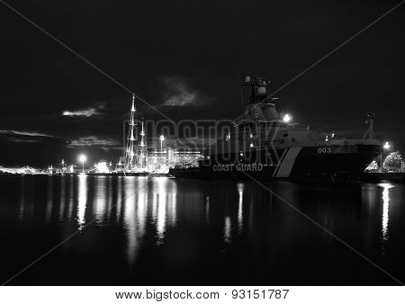 Coast guard from Karlskrona.