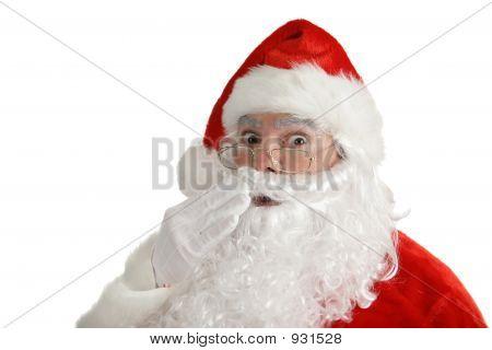 Santa Claus - herausgefunden