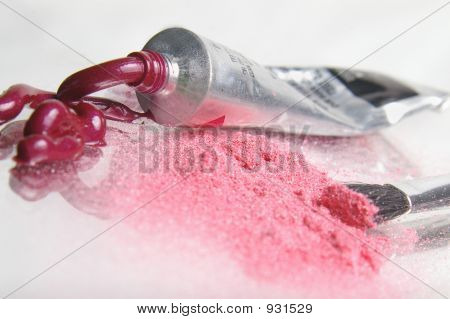 Spilled Pinks