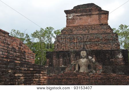 Sukhothai Historical Park,thailand