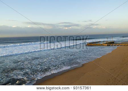 Beach Ocean Landscape