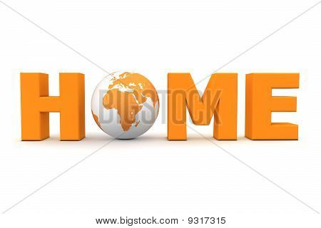 Home World Orange