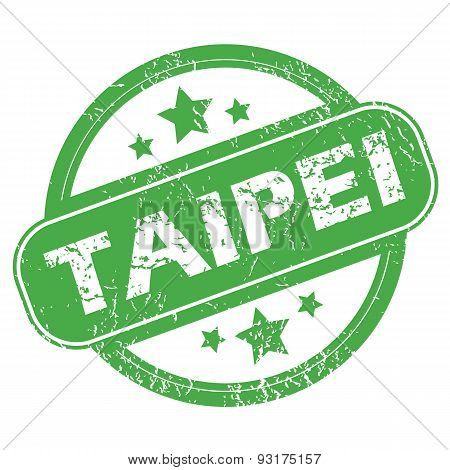 Taipei green stamp
