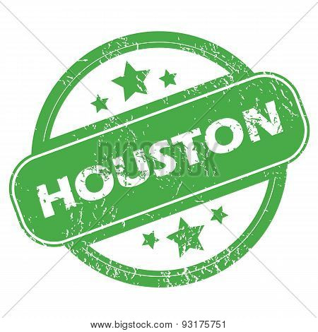 Houston green stamp