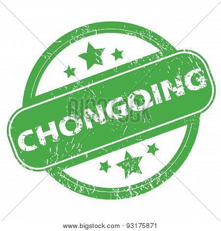 Chongqing green stamp