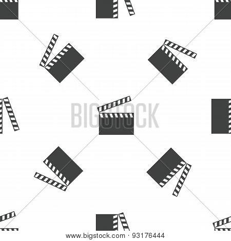 Clapperboard pattern
