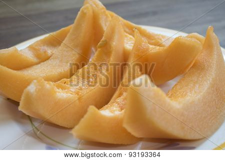 Melon Ready For Lunch