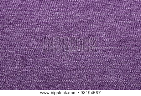 Dark Purple Jeans As Background