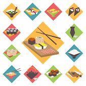 image of sushi  - Sushi - JPG