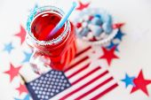 picture of patriot  - american independence day - JPG