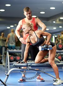 picture of personal safety  - fitness - JPG