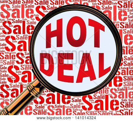 Hot Deal Shows Best Deals And Buy