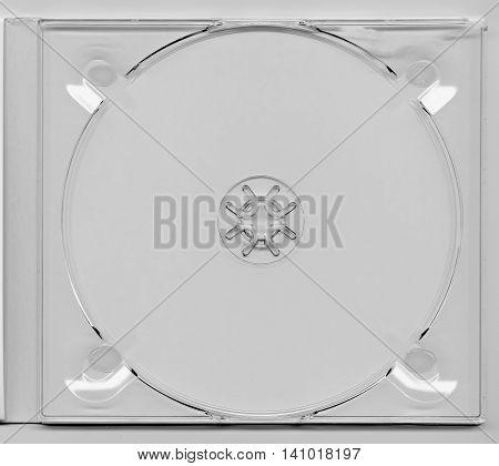 Cd Or Dvd Case