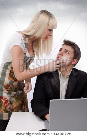 Domestic Arguing